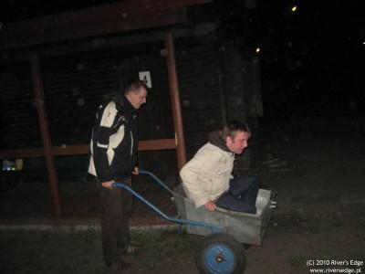 Palcerek i wózek czyli zestaw obowiązkowy